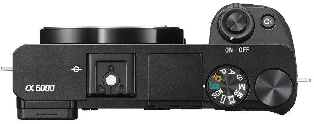 Sony Alpha 6000 Systemkamera Für Youtuber Vlogs Youtube Shop