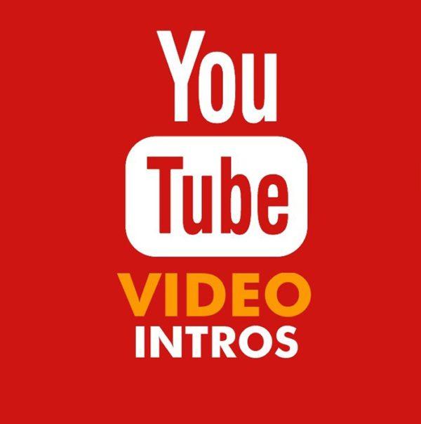 YouTube Intro Kaufen persönliches Video animation
