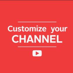 cooles persönliches youtube kanal design kaufen banner professionell erstellt