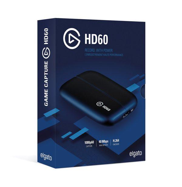 Elgato Game Capture HD60 S Pro – High Definition Game Recorder Card für PC und Mac, Full HD 1080p
