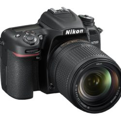 Nikon D7500 Kit AF-S DX 18-140mm f/3.5-5.6 - 4K YouTube Kamera