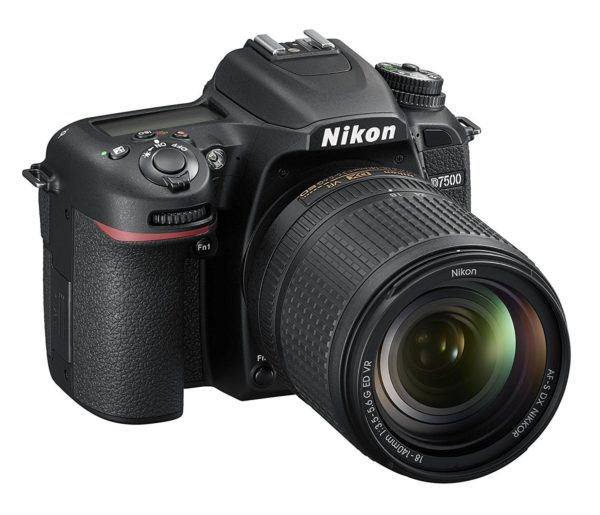 Nikon D7500 Kit AF-S DX 18-140mm f3.5-5.6 – 4K YouTube Kamera 1