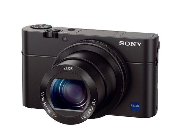 Sony DSC-RX100 IV Digitalkamera – YouTube Kamera mit ZEISS Objektiv 1