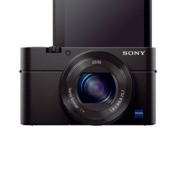 Sony DSC-RX100 IV Digitalkamera – YouTube Kamera mit ZEISS Objektiv 4