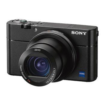 Sony DSC-RX100 V Digitalkamera - YouTube Kamera mit ZEISS Objektiv 1